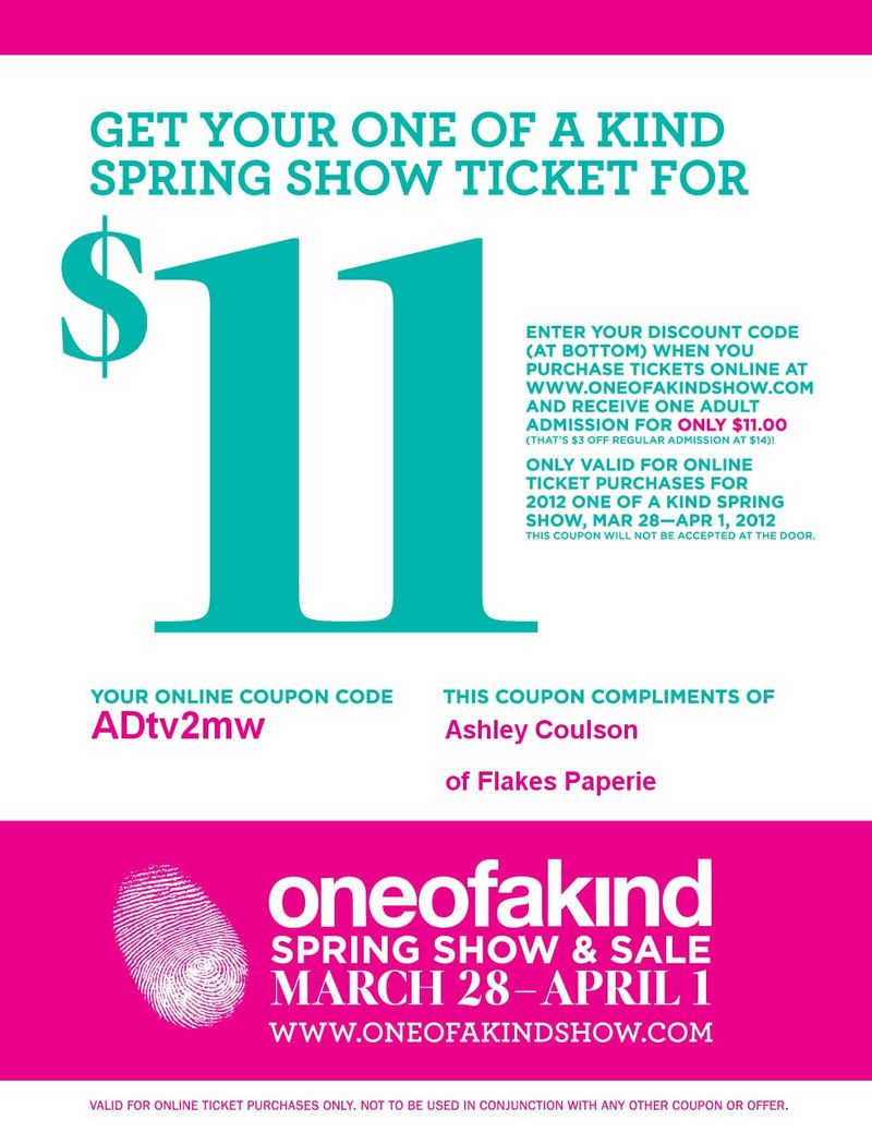 OOAKSpringCoupon